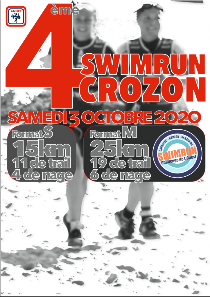 4ème SRC Swimrun de Crozon 1er Challenge de l'Ouest